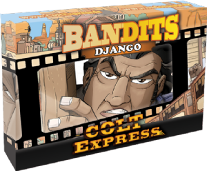 Colt Express Bandits Expansion - Django